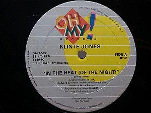 KLINTIE JONES - IN THE HEAT OF THE NIGHT - MIX (MA)