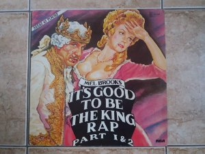 MEL BROOKS - IT'S GOOD TO BE THE KING - MIX (MA)