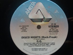 G.Q. - DISCO NIGHT - MIX (MA)