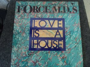 FORCE MDS - LOVE IS A HOUSE