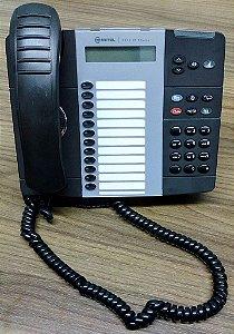 Mitel 5312 - SEMINOVO - Telefone SIP Gigabit 12x BLF PoE LCD