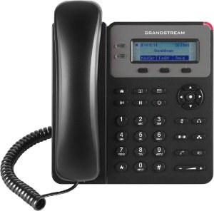 Grandstream GXP1615 - Telefone IP PoE, porta PC e Headset