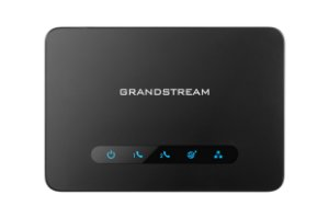 Grandstream HT812 - ATA com 2X FXS + 2X REDE GIGABIT