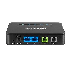 Gateway VOIP Grandstream HT813 - 1 FXO + 1 FXS