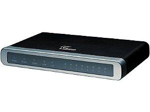 Gateway VOIP Grandstream GXW4008 - 8 Portas FXS