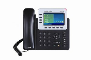 Grandstream GXP2140 - Telefone IP Gigabit PoE Bluetooth