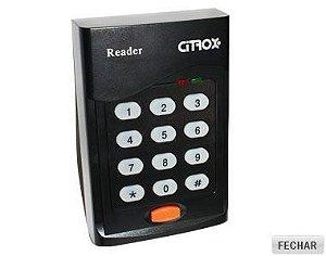 Leitor de Proximidade RFID 125 KHz com Teclado