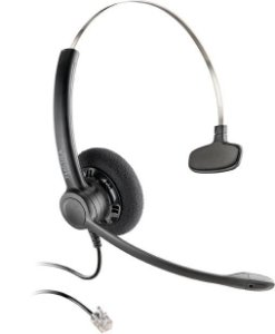 Headset Plantronics SP11 RJ9 Monoauricular