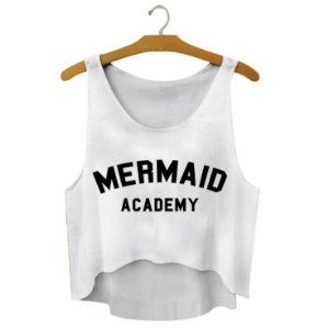 Camiseta Mermaid Academy