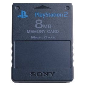 Memory Card 8MB - PS2
