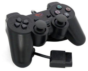 Controle DualShock 2 PG Play Game - PS2