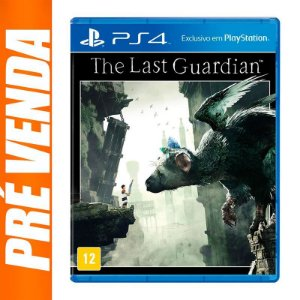 Game The Last Guardian (Pré-venda) - PS4