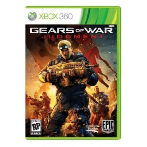 Game Gears Of War: Judgment - Xbox 360