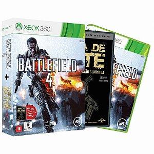 Game Battlefield 4: Edição Limitada - Xbox 360