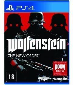 Game Wolfenstein The New Order - PS4