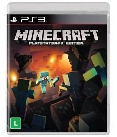 Game Minecraft - PS3