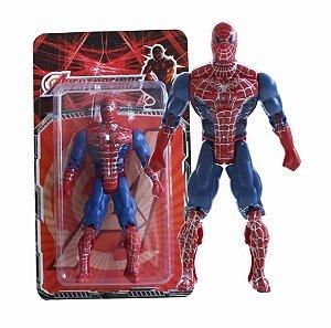 Boneco 12cm Super Heróis Aventureiros Sortidos