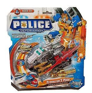 Robô Police Transformers