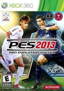 Game Pro Evolution Soccer PES 2013 - Xbox 360 (Usado)