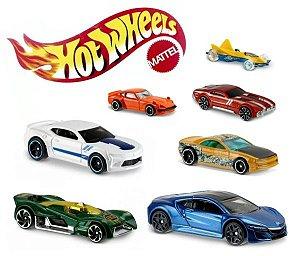 Carrinho Hot Wheels sortidos - Mattel