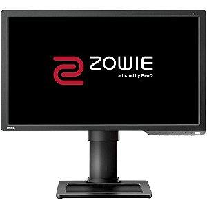 "Monitor Gamer Zowie XL2411P E-Sports 1ms 144HZ Tela Led 24"" Full HD Widescreen - Benq"