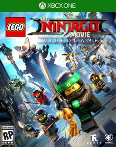 Jogo Lego Ninjago Movie Game - Xbox One
