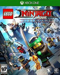 Jogo Lego Ninjago Movie Game - Xbox One