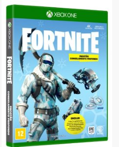Game Fortnite Pacotão Congelamento Profundo - Xbox One