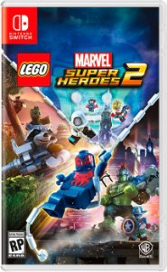 Jogo Lego Marvel Super Heroes 2 - Nintendo Switch