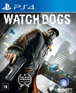 Game Watch Dogs - PS4