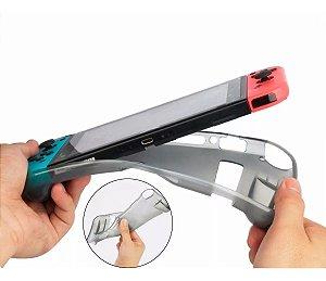 Capa Case TPU Flexível Proteção - Nintendo Switch