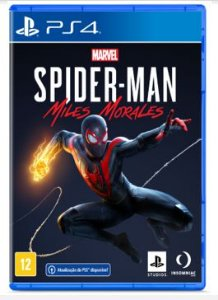 (PRÉ-VENDA) Game Marvel's Spider-Man Miles Morales - PS4