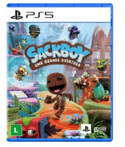 (PRÉ-VENDA) Sackboy Uma Grande Aventura - PS5