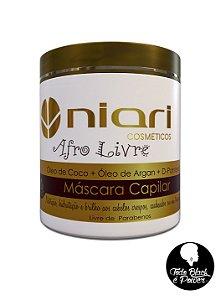 Máscara capilar Niari Afro Livre