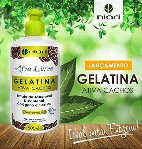 Gelatina - Ativa Cachos