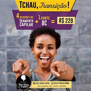 Pacote de tratamento - Tchau Transição!