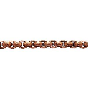 09-0238 - Rolo com 100 Metros de Corrente Portuguesa em Ferro 3mm