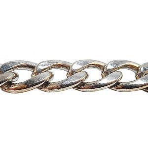 09-0227 - Rolo com 25 Metros de Corrente Grumet em Ferro 13mm