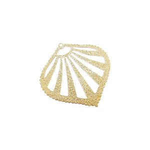 01-1750 - 1/2Kg de Estamparia Diamantada Folha  40mmx40mm