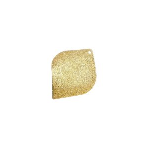 01-1494 - 1/2Kg de Estamparia Diamantada Folha Abaulada 35mmx24mm