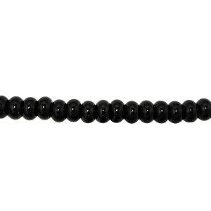 10-0186 - Fio de Pedras Discos com Passante 8mmx12mm