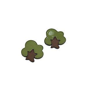 05-0876 - Pacote com 1 Kg de Acrílico Árvore 19mmx19mm