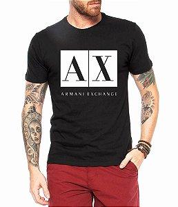 Camisetas Armani AX em Atacado