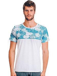 Camiseta Palmeira Azul