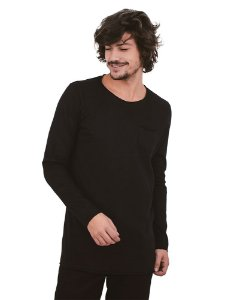 Camiseta Cotton Cold Black