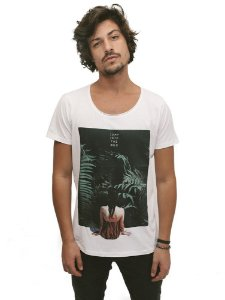 Camiseta Jump Wild Cavada