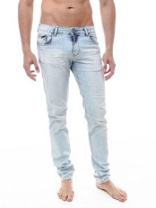 Calça Jeans Light Blue