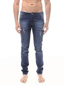 Calça Jeans Bigode Blue