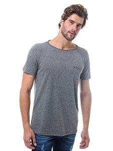 Camiseta Chumbo Basic Style
