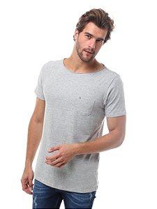 Camiseta Cinza Basic Style